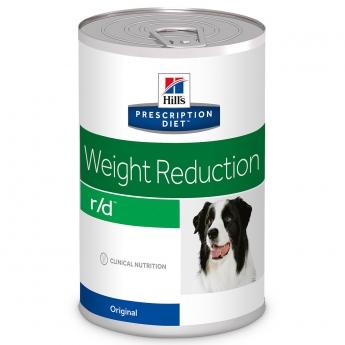 Hills Diet Dog r/d can 12x350g