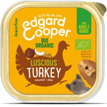 Edgard & Cooper Organic kalkkuna 100g