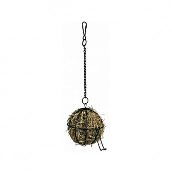 Metallinen herkkupallo 12 cm