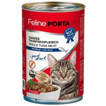 Feline Porta 21 Tonnikala & Nauta