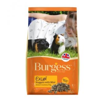 Burgess Excel Guinea Pig, 2 kg
