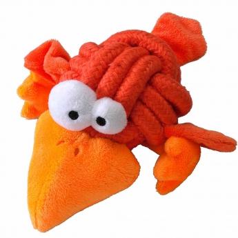 Koiranlelu Coockoo Bobble, oranssi