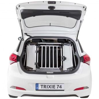 Koiraveräjä autoon Trixie