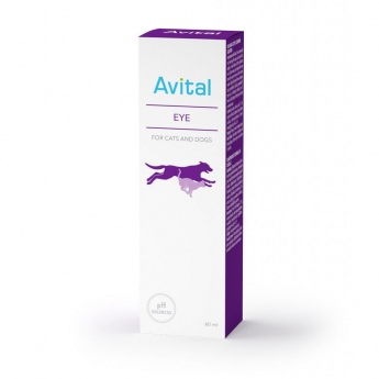 Avital Eye -silmäpuhdiste 60ml