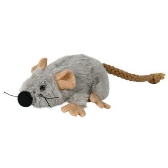 Kissan lelu Trixie Plush Mouse, 7 cm