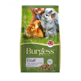 Burgess Excel Rabbit Light, 2 kg