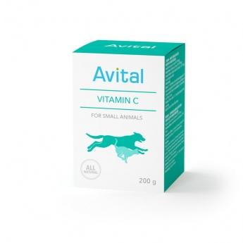 Avital Vitamin C -jauhe 200g