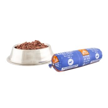 Mush Basic Poro jauhettu 500 g