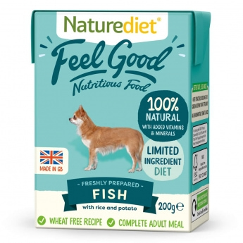 Naturediet Feel Good kala (200 g)