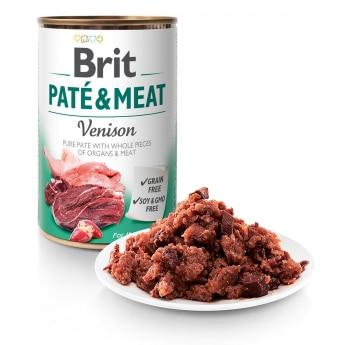 Brit Care Pate & Meat peura 400g