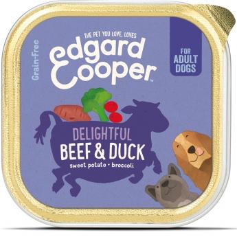 Edgard & Cooper Dog nauta & ankka 150g