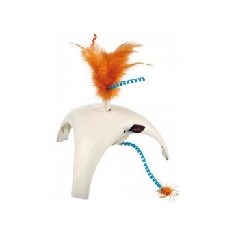 Aktivointilelu Trixie Feather Spinner