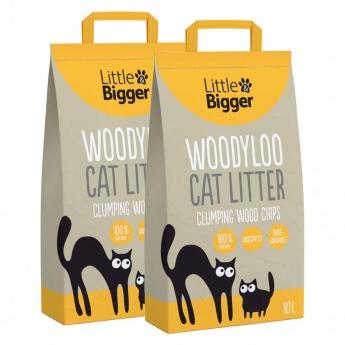 Little&Bigger Woodyloo 2 x 10L
