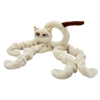 Kissan lelu Grumpy Cat ovenkahvaan