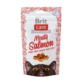 Kissanherkku Brit Care Meaty lohi 50g