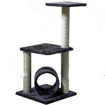 Kissan raapimapuu L&B Decem, harmaa