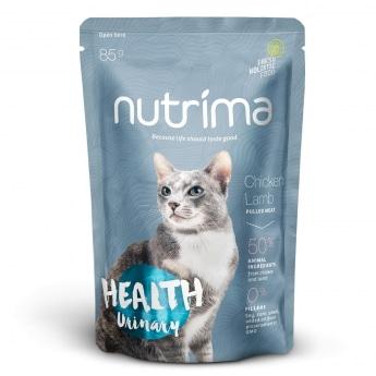Nutrima Cat Health Urinary märkäruoka 85g