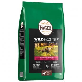 Nutro Wild Frontier Adult Standard Turkey&Chicken