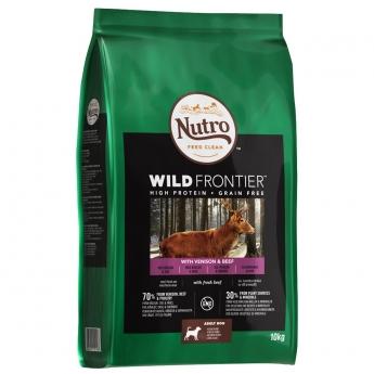 Nutro Wild Frontier Adult Standard Venison & Beef