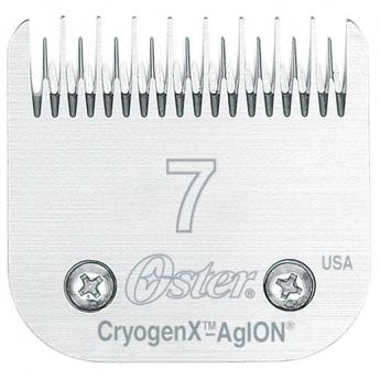 Trimmauskoneenterä Oster Cryogen-X 7; 3,2 mm