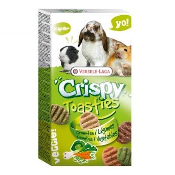 Versele-Laga Crispy Toasties Vegetables