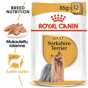 Royal Canin Yorkshire Wet 12 x 85 g