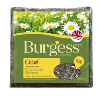 Burgess Excel Herbage Kamomilla, 500 g