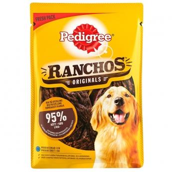 Pedigree Ranchos Kana 7x 70 g makupala