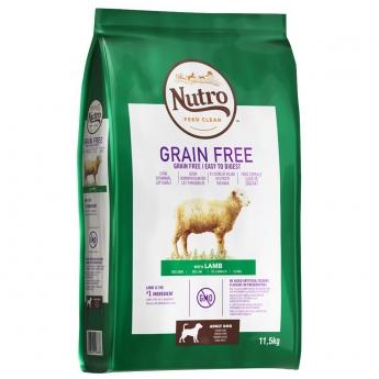 Nutro Grain Free Adult Standard Lamb