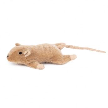 Kissan hiirilelu L&B Flat Mouse (Ruskea)