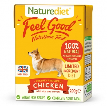 Naturediet Feel Good kana (200 g)