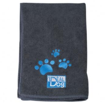 Mikrokuitupyyhe Ideal Dog 2 kpl, harmaa