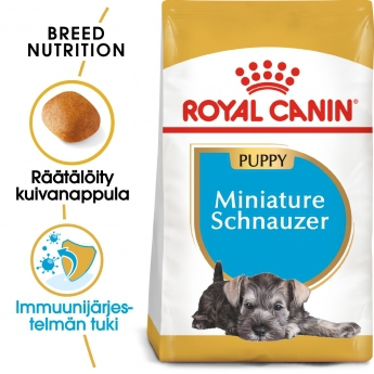 Royal Canin Miniature Schnauzer Puppy 1,5 kg