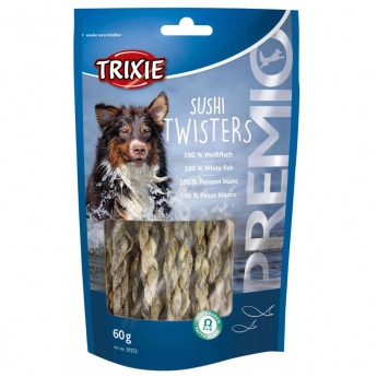 Trixie Premio Sushi Twisters, 60 g