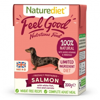 Naturediet Feel Good lohi (200 g)