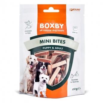 Boxby Mini Bites 100g