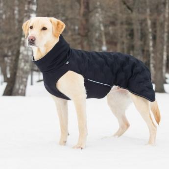 Rukka Flow -koiran takki, musta