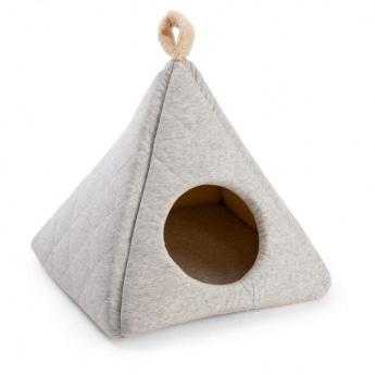 Kissan peti Basic tikattu pyramidi