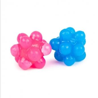 Kissan lelu Little&Bigger Neon pallot 2 kpl