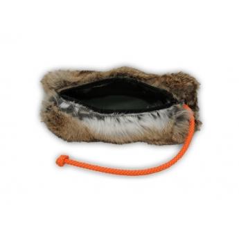 Dummy Firedog Snack Rabbit Full Fur