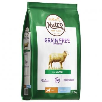 Nutro Grain Free Puppy Large Lamb 11,5 kg