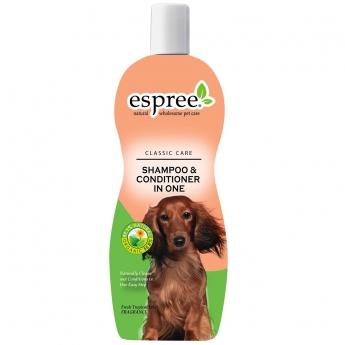 Espree 2in1 shampoo, 355 ml