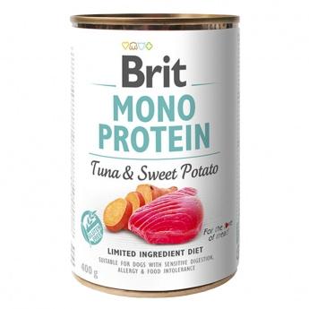 Brit Care Mono Protein tonnikala&bataatt 400g