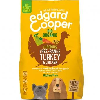 Edgard & Cooper Organic Turkey & Chicken