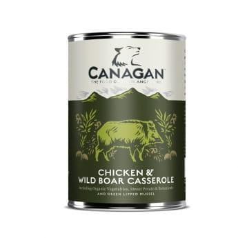 Canagan Casserole kana-villisika, 400g
