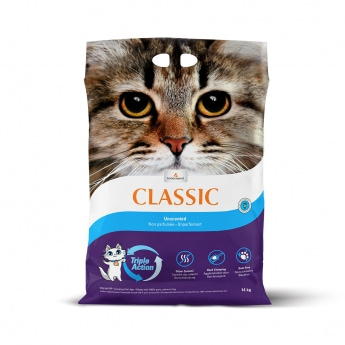 Kissanhiekka Intersand Classic Unscented 14kg