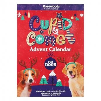 Joulukalenteri koiralle Rosewood Cupid&Comet