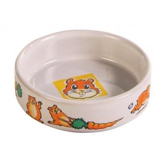 Keraaminen kuppi Motif Carrots Hamster