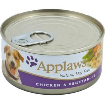 Applaws Dog Chicken, Vegetables & Rice 156g