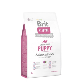 Brit Care Puppy Salmon (3 kg)